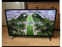 Hitachi 4k ultra hd led 48inch smart