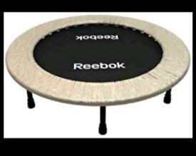 Reebok fitness trampoline