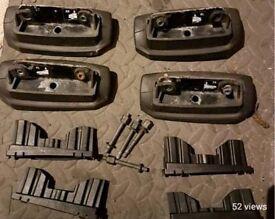Thule 3028 footpack for BMW 1,2,3,4 Series