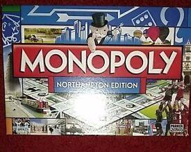 Monopoly Northampton Edition