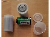 Fujicolour x tra 400 spools
