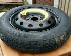 """14"""" Space sever spare wheel for FORD KA"""