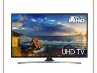 Samsung 55 Inch UHD SMART LED TV. 2018 MODEL . UE55MU6120