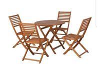 Newbury 4 Seater Patio Set (brand new)