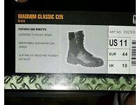 Magnum classic boots size 10