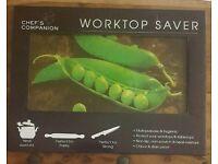 Work top saver