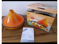 Brand new tagine pot boxed