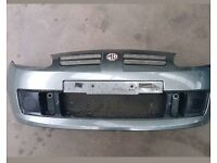Mgtf front bumper
