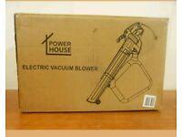 Brand new Electric vacuum blower