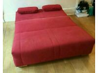 John Lewis Sofa Bed futon. Excellent clean condition . Was £750 now £200. * Free Delivery*