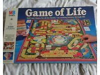 Game of life original board game