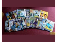 Spurs monthly magazines