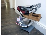 2 nest floor standing j-me shoe racks £30 each (cost £100 new) collection from N5
