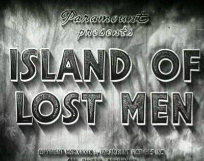 Island Of Lost Men 1939 Anna May Wong  J  Carrol Naish