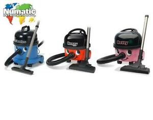 Get a Numatic Vacuum and put a Smile on your Face!