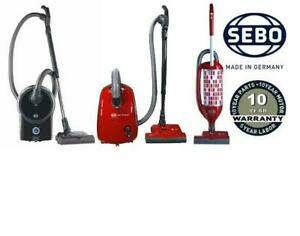 Want the Best Vacuum on the Market?  Get a Sebo Vacuum!