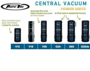 Want the Best Central Vacuum for your Home or Office?  Get a Thoro-Vac Central Vacuum System!