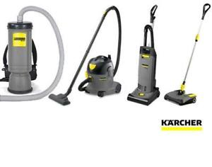 Looking for a Karcher Vacuum or Karcher Parts?