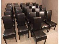Joblot restaurant cafe chairs furniture set