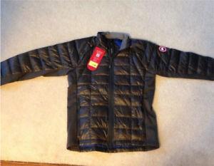 New Canada Goose HyBridge Lite Jacket - Men's Large