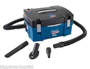 Portable dust extractor ebay for Portable dust collector motor blower