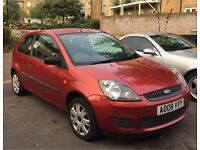 Ford Fiesta Low Mileage £30 per year tax