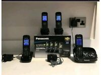 Panasonic answering machine phone's