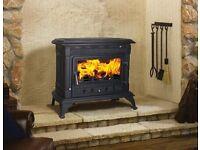Stove. Boiler stove. NEW