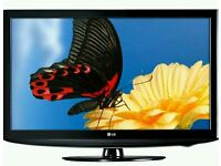 "LG 42"" LCD tv full hd 1080p built in freeview"