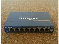 Netgear FS108 Switch