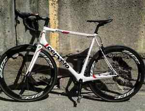Cervelo RS full carbon bike 58cm