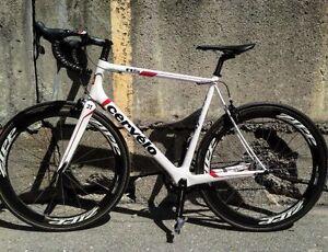 Cervelo RS full carbon bike 58cm