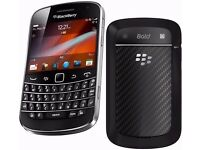 BlackBerry 9900 16gb Unlocked To All Network - Black - £90 - With Receipt