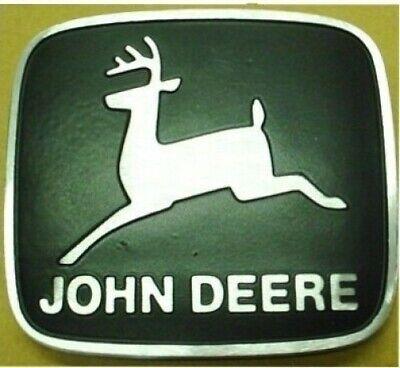 Front Hood Emblem Medallion Fits John Deere Tractors