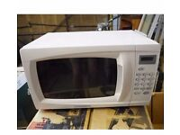 Cookworks Microwave - used but in good condition