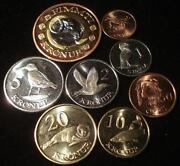 Denmark Coin Set