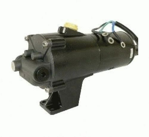 NEW POWER TILT TRIM MOTOR VOLVO PENTA with PUMP 852928 852928-1 EVH4002 6225