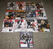 Guitar Magazine Lot