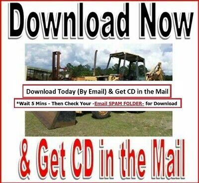 Ford 455d 555d 575d 655d 675d Tractor Loader Backhoe Factory Service Workshop