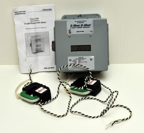 Punch Power Meter : E mon d electrical test equipment ebay