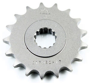 17 Tooth Front Sprocket~~~~~Yamaha~~~ YZF-R6 ~~~ FZ6 ~~~ YZF1000