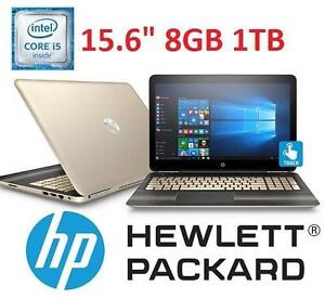 "REFURB HP 15.6"" TOUCH LAPTOP PC PC NOTEBOOK COMPUTER - ELECTRONICS - 15.6"" - 8GB - 1TB - WIN 10 107682770"