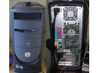 DELL DIMENSION 8250 COMPUTER TOWER
