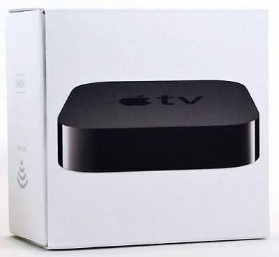 Apple TV 3. Generation MD199B/A Mint Boxed + HDMI + Stromkabel) Apple Tv Hdmi-kabel