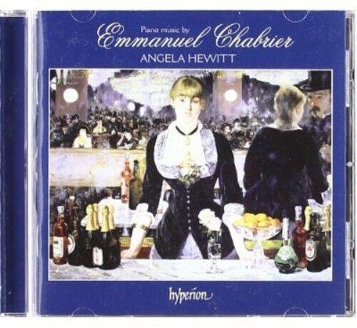 Angela Hewitt, E. Chabrier - Piano Music [New CD]
