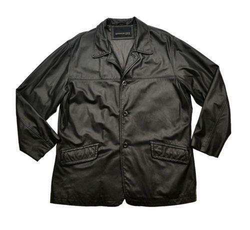 Used mens leather jackets