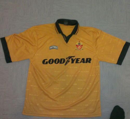 Wolverhampton Wanderers Shirt  6be7596ab