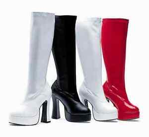 Black Knee High Boots *New in the Box* Cambridge Kitchener Area image 1