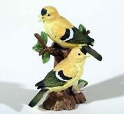 Finch Figurine