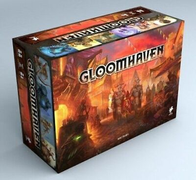 Gloomhaven Board Game - 5th Edition - Brand New!